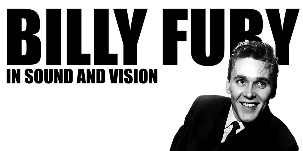 Billy Fury - In Sound And Vision